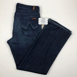 "7 for all mankind ""A"" Pocket Relaxed Jean"